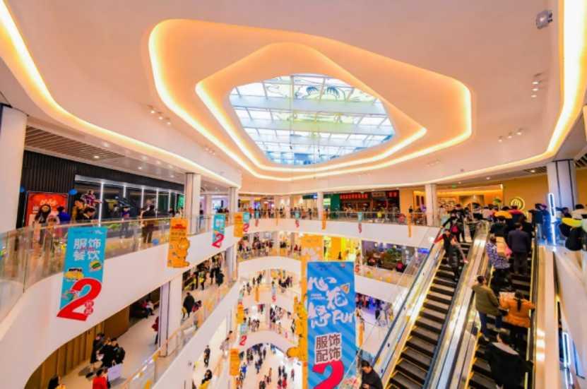四大天街布局南京 龙湖赋能南京商业新格局