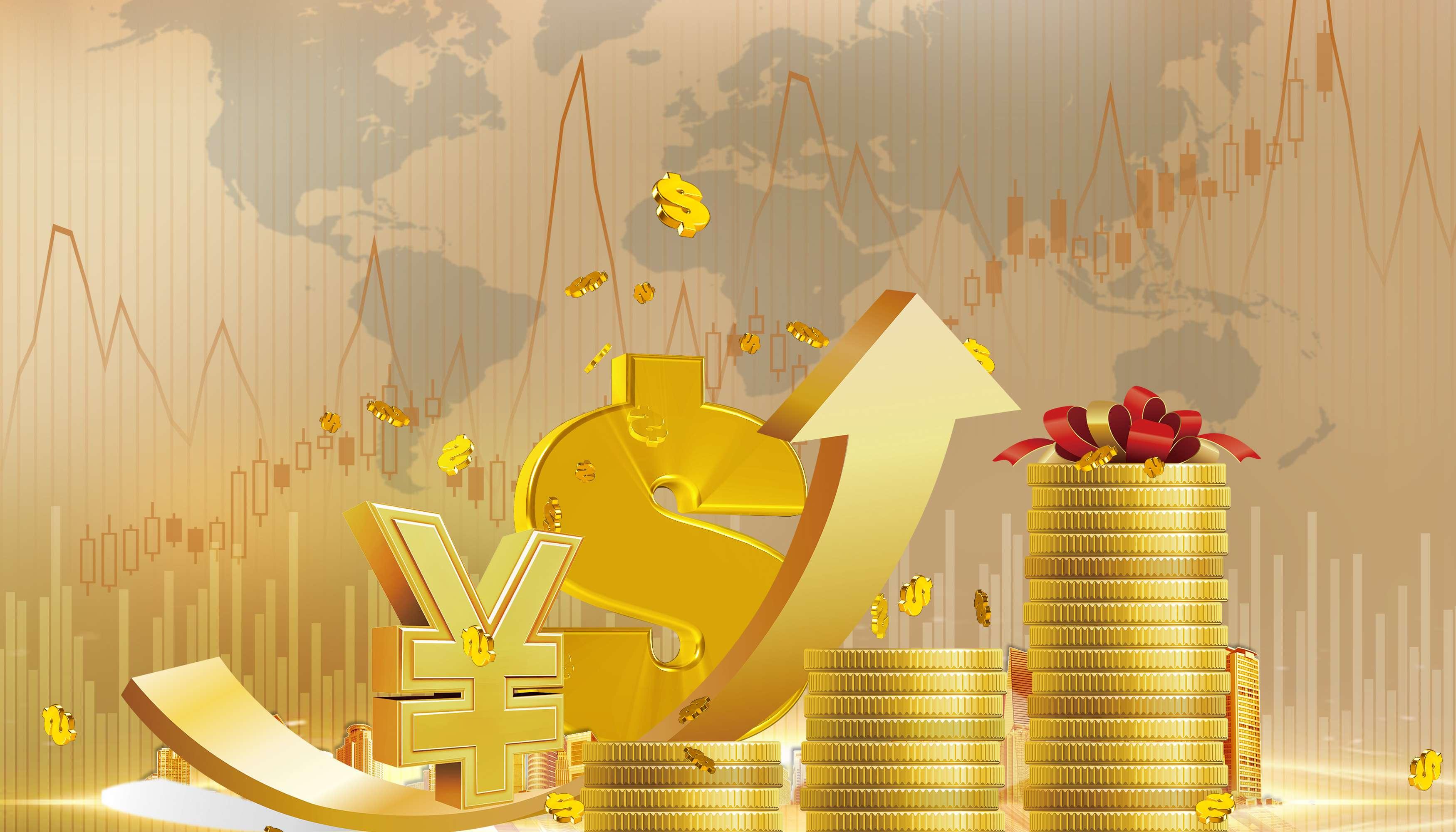 纽约金价6日上涨 涨幅为2.93%
