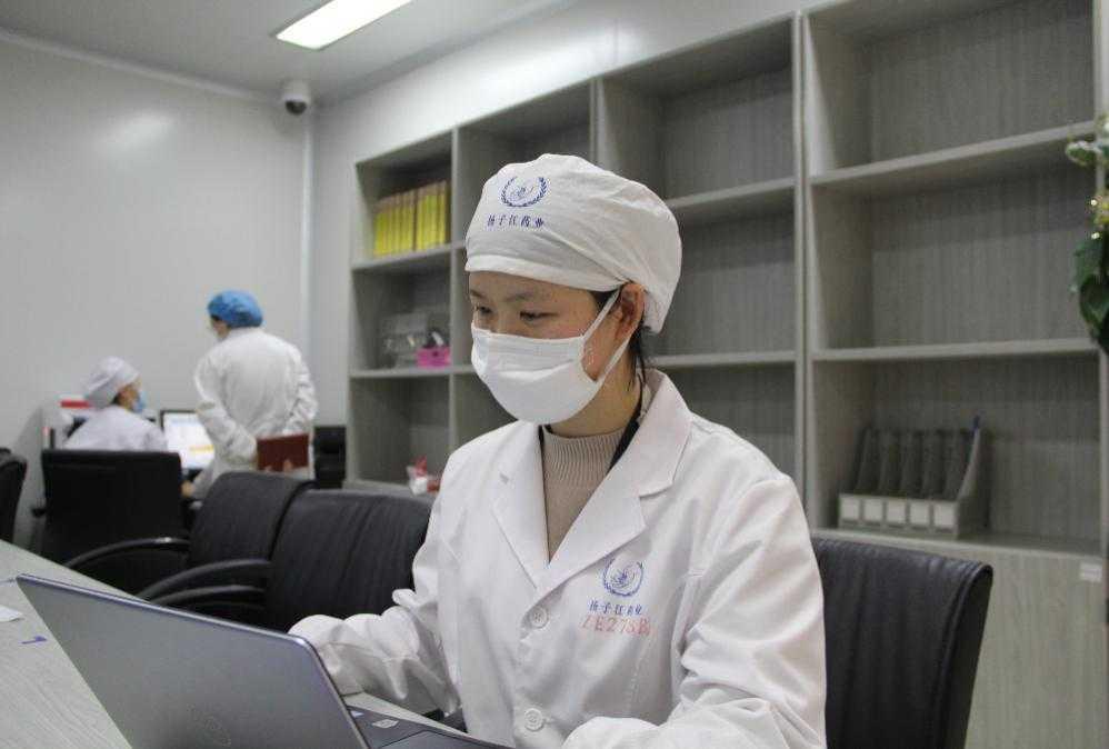 扬子江药业集团工匠系列八:崔秀军——在变化中收获成长