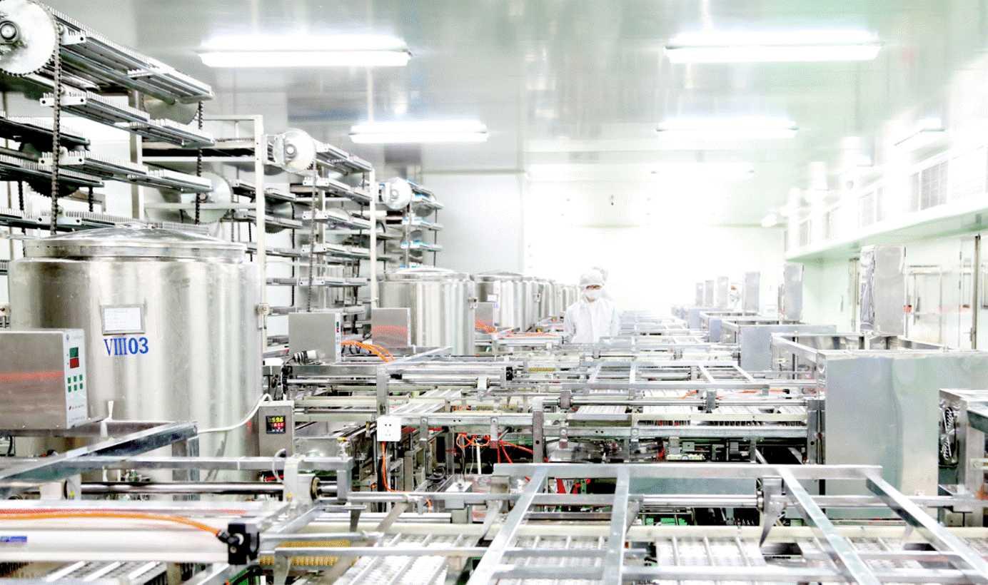 海外市場拓展加速 爾康制藥淀粉膠囊訂單準備交付