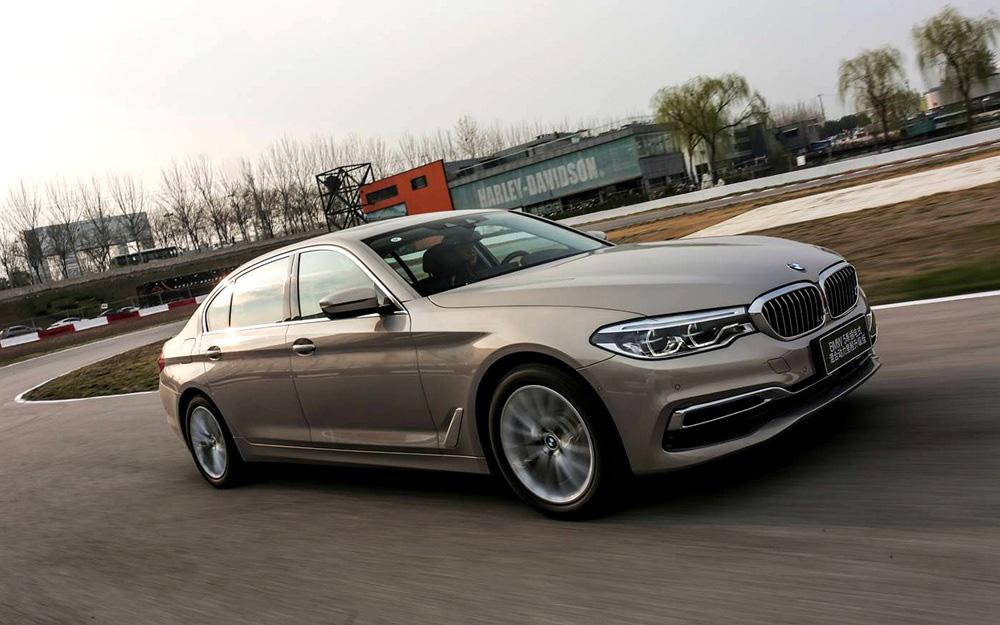 【财富评测】性能与经济性兼顾——试驾BMW 5系插电混动里程升级版