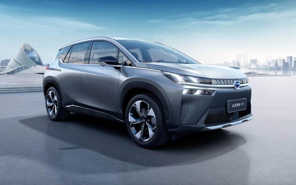 SUV埃安V 17万元起全面开启预售