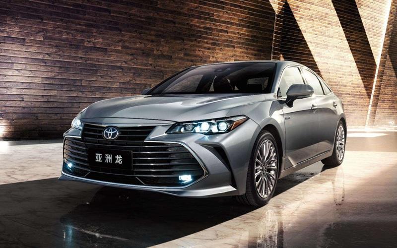 一汽丰田4月实现销量7.2万辆 同比增长9%
