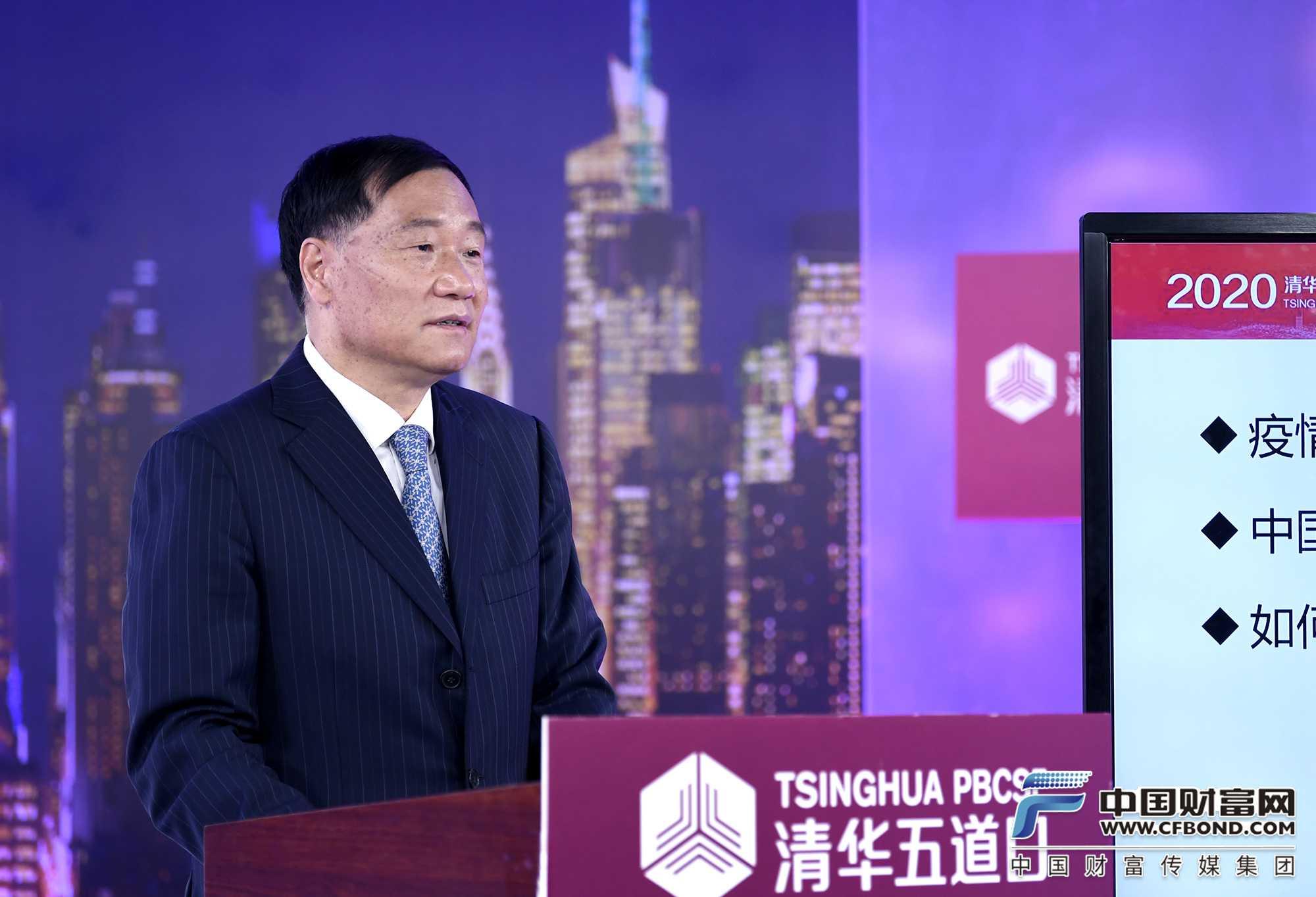"""肖钢:中国没必要""""无限放水"""""""