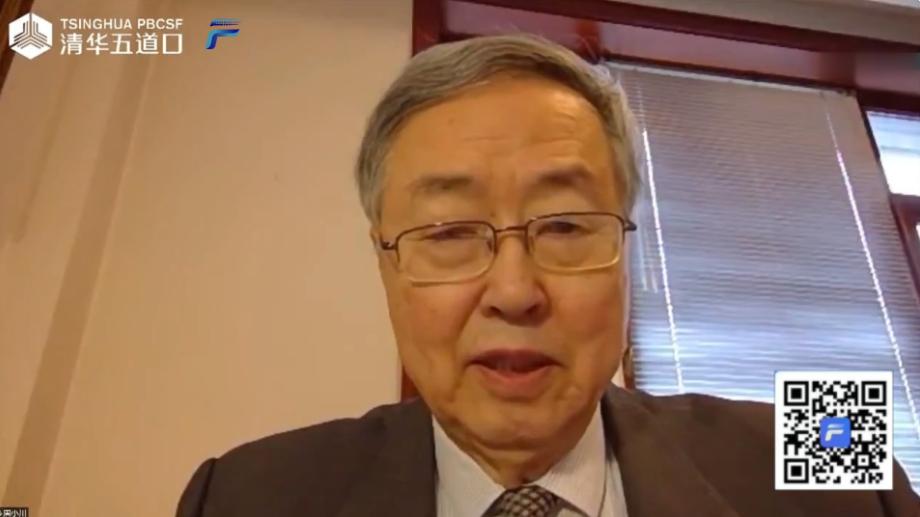 【中国财富报道】周小川:金融市场、金融行业需要更多对接财政政策