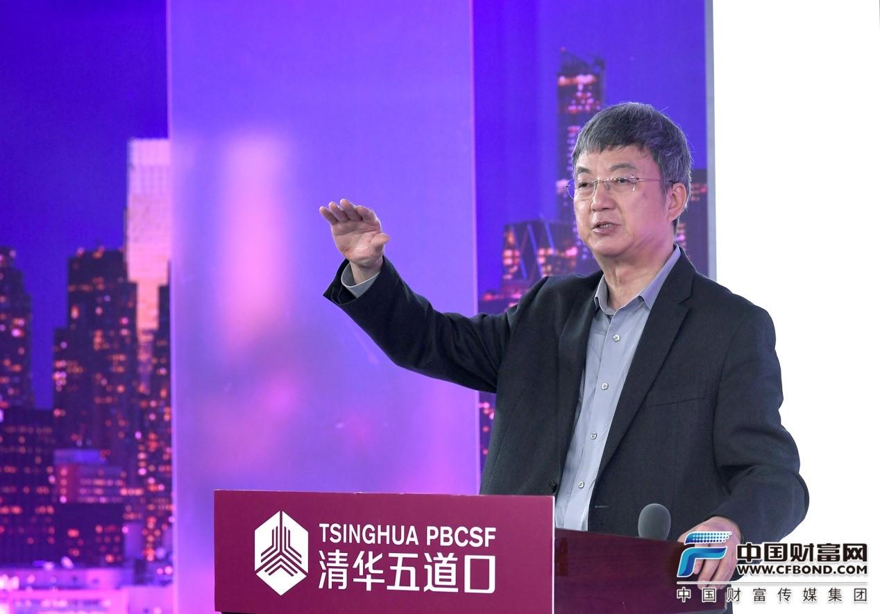 朱民:中国股市表现要优于世界其它股市
