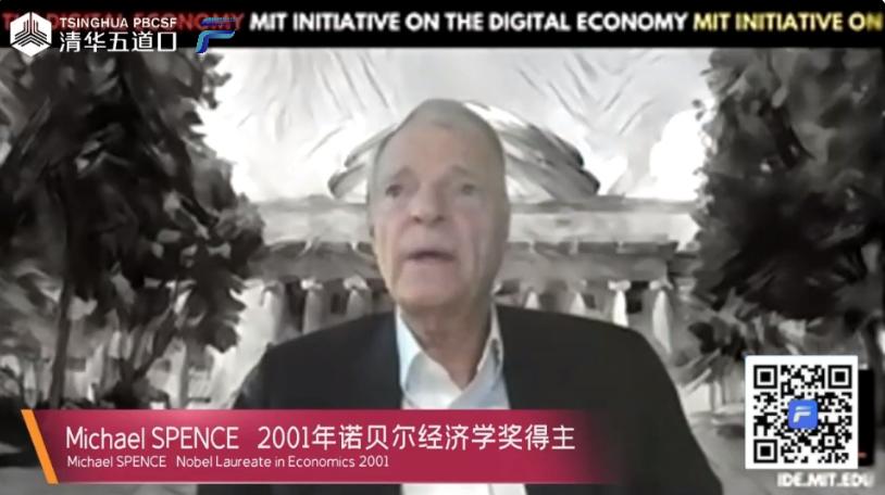【中国财富报道】Michael Spence:中国在应对疫情冲击方面做得不错