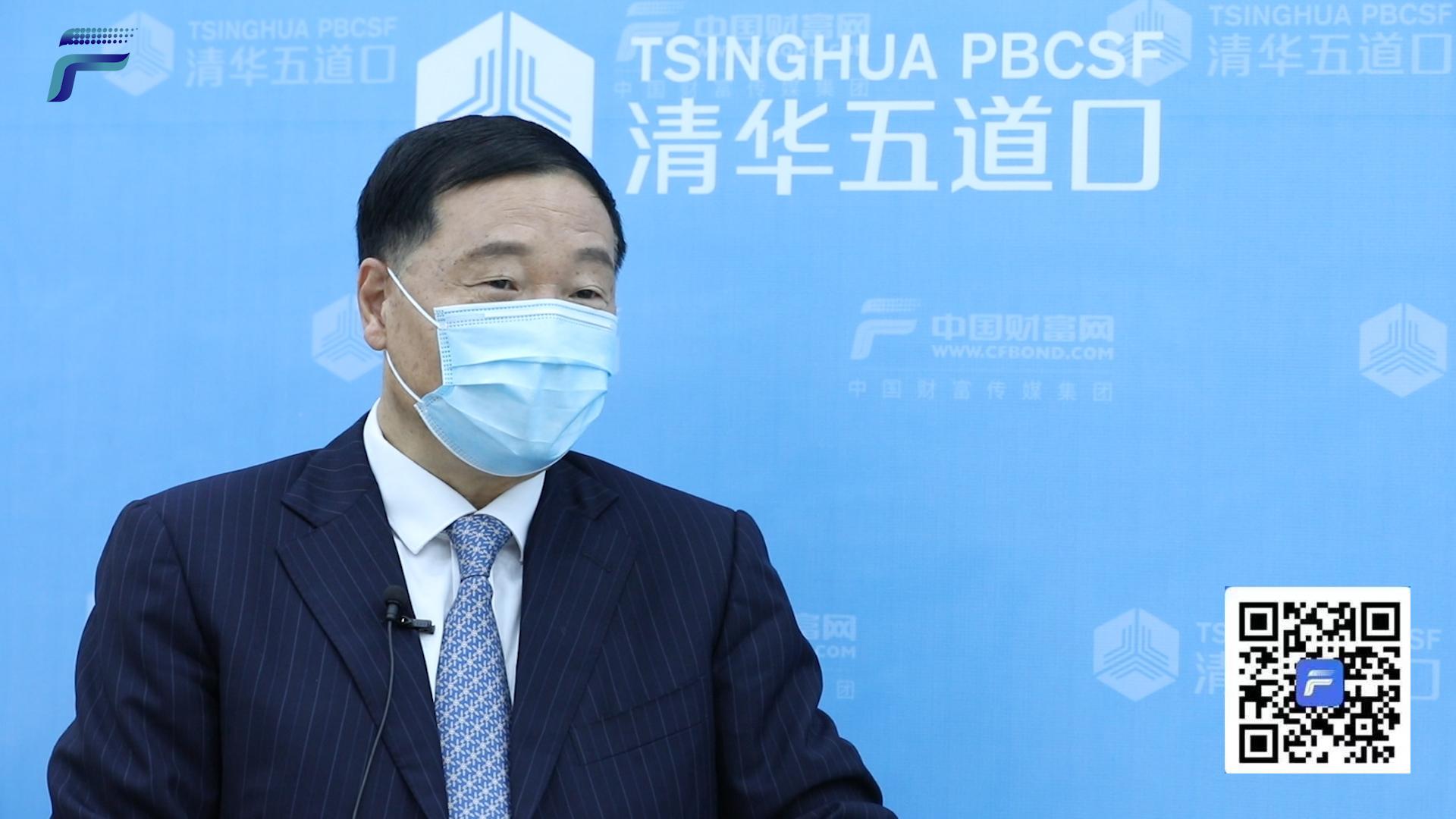 【中国财富报道】肖钢:存款准备金率还有下调空间