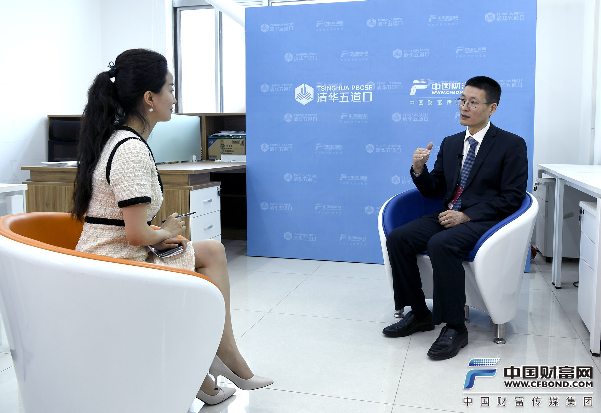 独家专访陆磊:金融开放考验监管能力