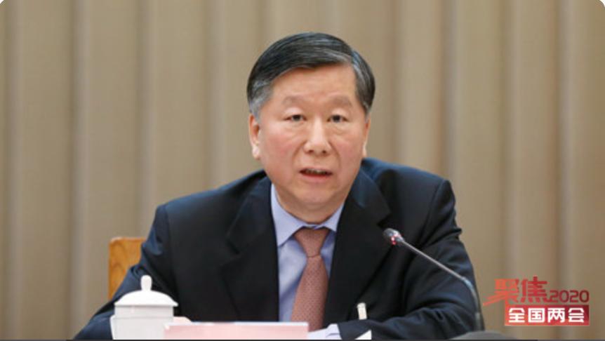 """尚福林:对上市企业造假行为应""""零容忍"""""""