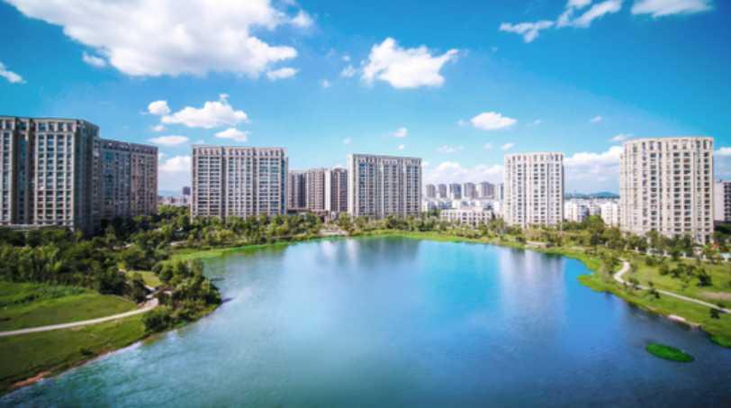 河西向南远见未来!龙湖·水晶郦城热势崛起