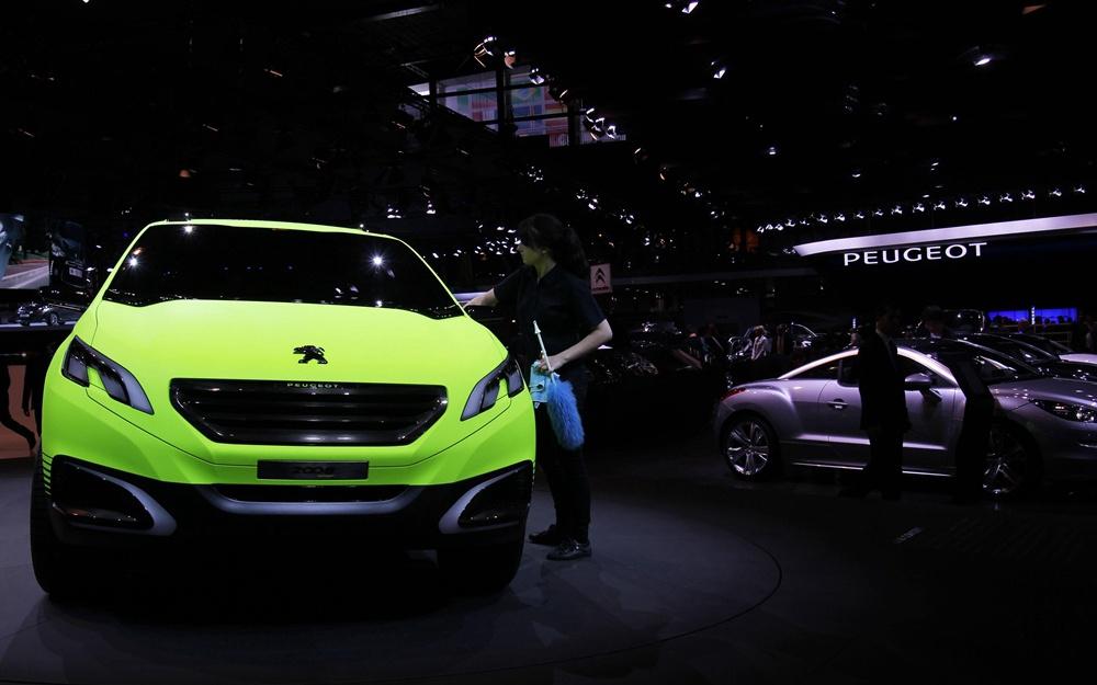 法国力促汽车产业振兴