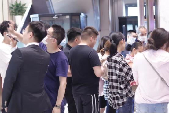 """""""涨""""声之下 南京绿地理想城成交量大涨!"""
