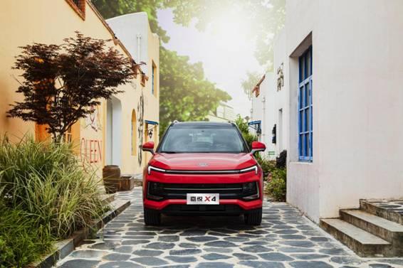 6月27日打造潮流SUV嘉悦x4将正式上市