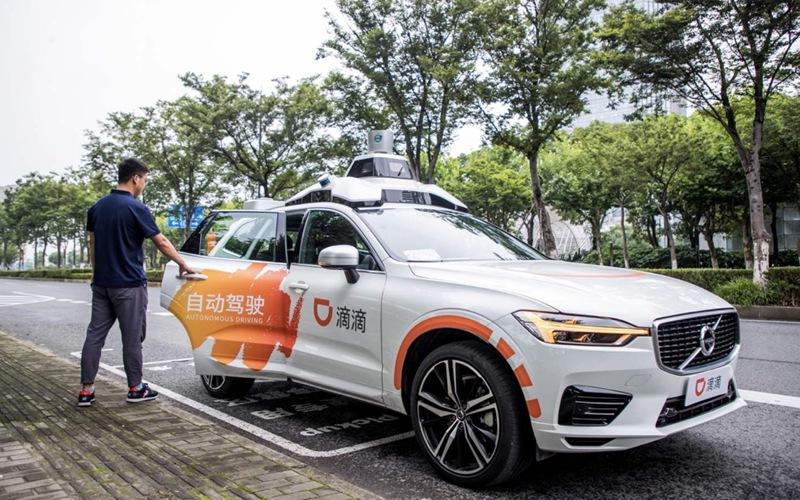 上海智能网联汽车规模化示范应用启动