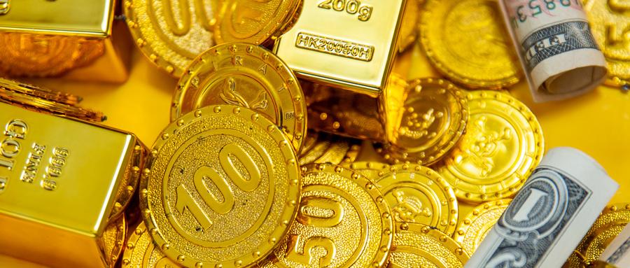 突破1800美金大关 现货黄金攀至近9年高位