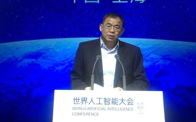 上汽总裁王晓秋:加快与人工智能等新技术深度融合