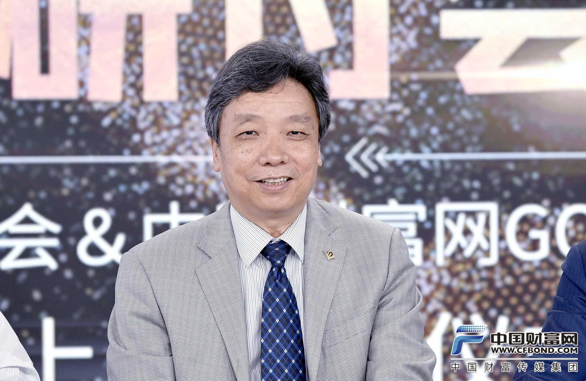 山东黄金集团有限公司董事长陈玉民