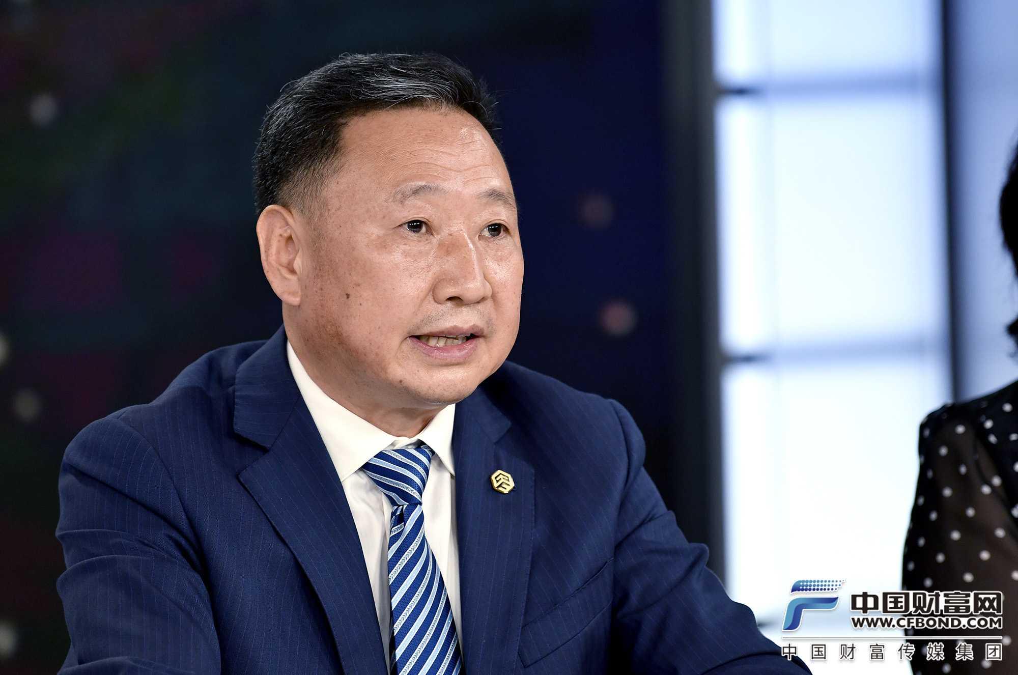 赤峰吉隆黄金矿业股份有限公司副董事长兼总裁吕晓兆