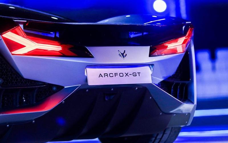 北汽蓝谷拟定增募资不超55亿元 开发ARCFOX高端车型