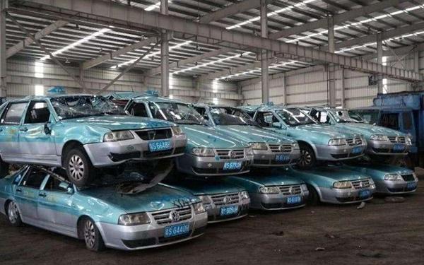 汽车报废迎千亿级市场