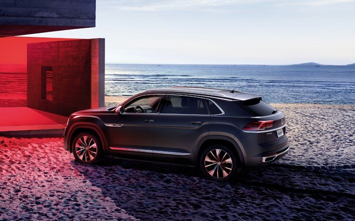 上汽大众进入产品发力期 多款新车将在北京车展首秀