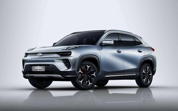 奇瑞新能源全新纯电动SUV蚂蚁上市 续航达510公里