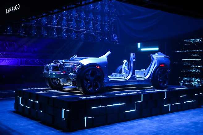 吉利發布SEA浩瀚智能進化體驗架構 為智能電動汽車注入強大基因