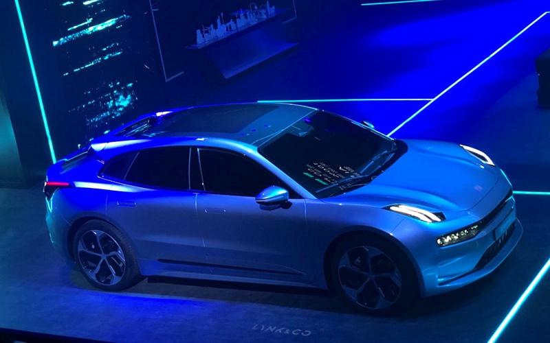 吉利发布SEA架构 领克首款纯电概念车全球首发
