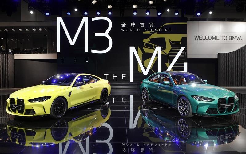 宝马发布全新M3、iX3等车型 新5系等四款新车上市