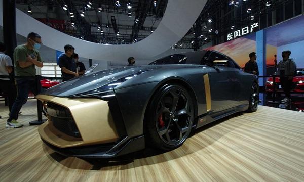 日产GT-R50 by Italdesign