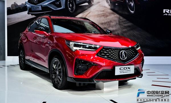 Acura CDX A-Spec运动款