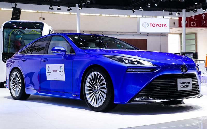 丰田扩充电动化产品线 加码氢能源技术