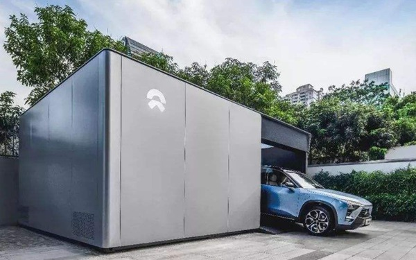 """合肥:换电与充电互补发展为新能源汽车""""续航"""""""