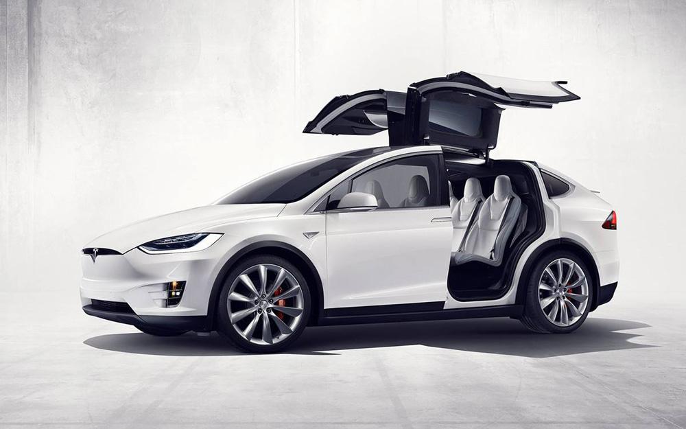 特斯拉召回部分进口Model S、Model X车型