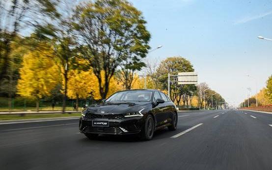 为中级车市提供更多选择 试驾东风悦达起亚K5凯酷