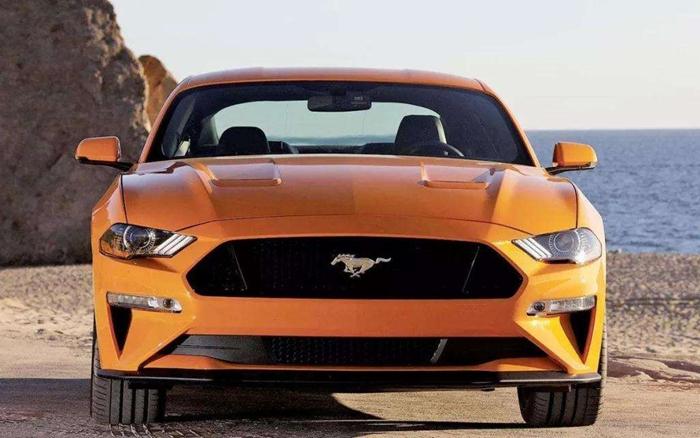 因制动异常 福特召回部分进口Mustang