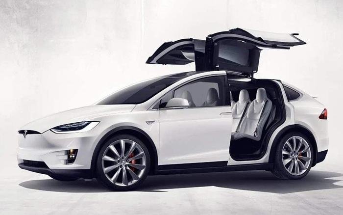 特斯拉召回部分进口Model X 共计870辆