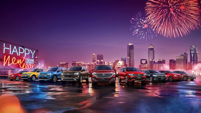 12月环比增45.5% 上汽大众大众品牌卫冕单一品牌销冠