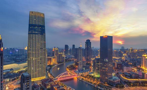 """天津将打造""""津城""""""""滨城""""双城发展格局"""