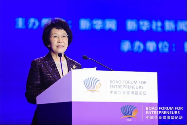 马勇霞:海南将迈出更加坚实的步伐 实现历史性跨越