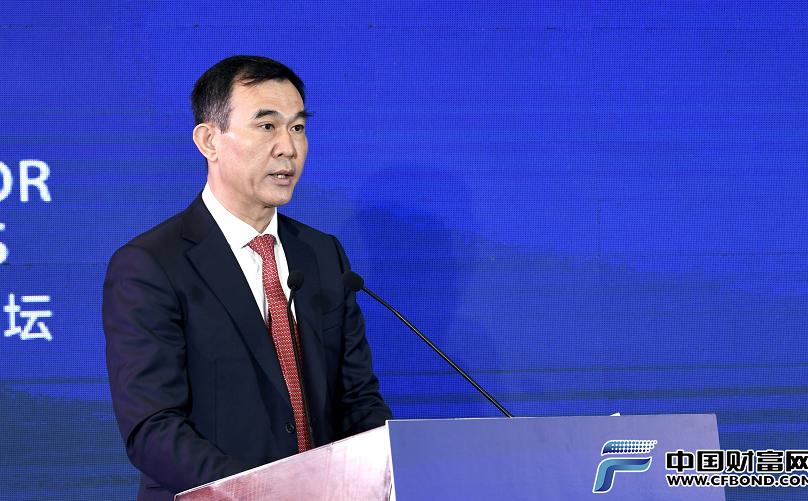赵占国:努力推动黄金产业转型升级和黄金市场规范发展