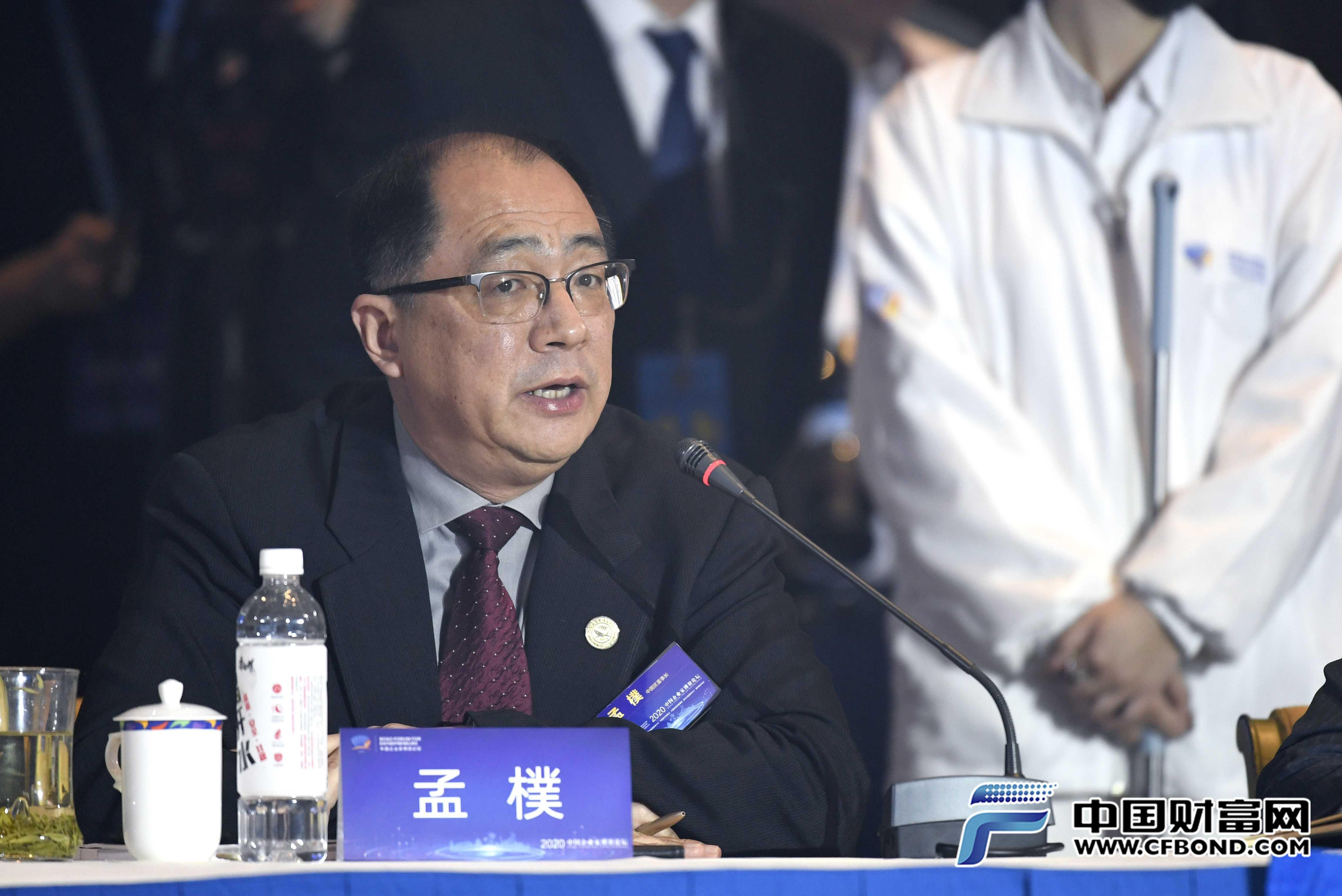 高通公司中国区董事长孟樸