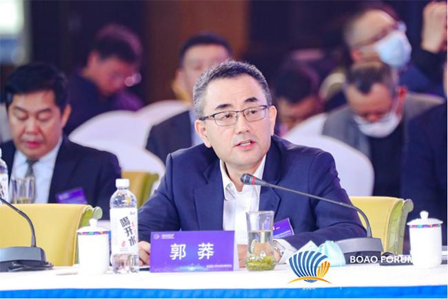 交通银行郭莽:金融机构要创造自身的经济价值,更要创造共同的社会价值