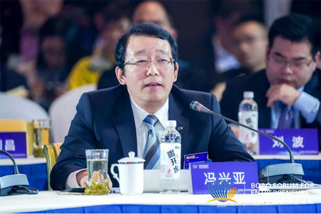 冯兴亚:抓住机遇 发挥优势 形成广汽全球竞争力