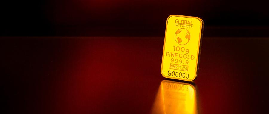 纽约商品交易所黄金期货市场2月黄金期价22日下跌
