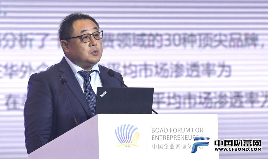 陈戈:中国的民族品牌处于发展的黄金时期