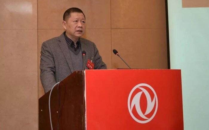 杨青任东风公司董事、总经理、党委副书记