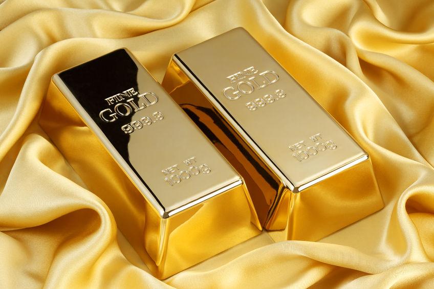 纽约商品交易所 黄金期货市场4月黄金期价2日上涨
