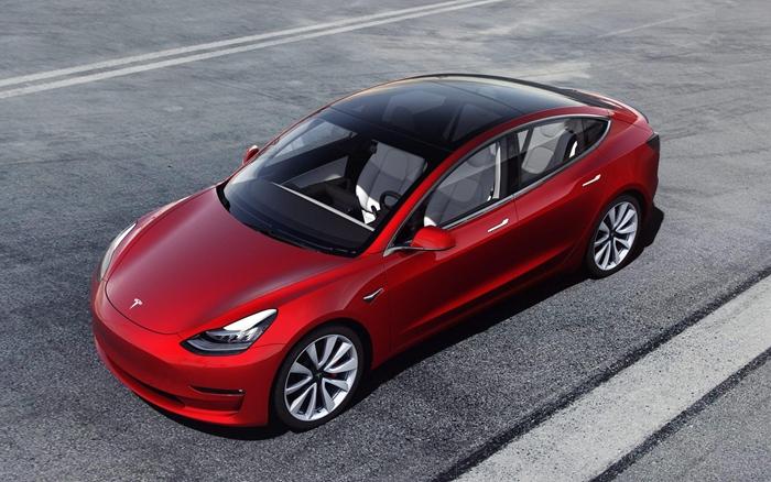 特斯拉2020年共生产和交付约50万辆电动车
